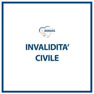 invalidità civile online denafa caf patronato studio legale